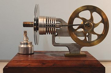 The Stirling Engine Product Page
