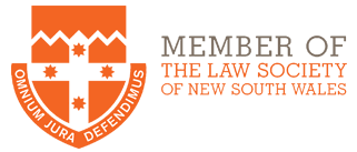 CV Martin Member of The Law Society of New South Wales